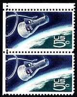 USA Mi Nr. 931 postfrisch MNH Ecke Paar Raumfahrt Space Sonde Erde Nasa Kosmos