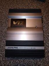 Alpine V12 Mrv-100M Mono Amplifier