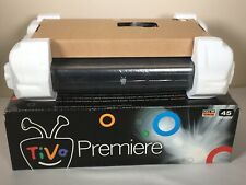 New TiVo Premiere Series4 Tcd746320 320 Gb Dvr Black Nib