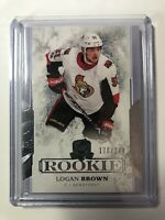 2017-18 Upper Deck The Cup Logan Brown Rookie /249