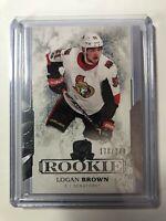 2017-18 Upper Deck The Cup Logan Brown Rookie /249