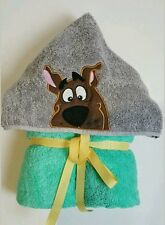 Embroidered Hooded Towel - Scooby-Doo