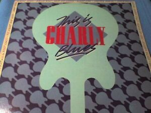 This Is Charly Blues - Blues Compilation Vinyl Lp - Tested - Near Mint Condition