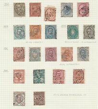 Used Postage Italian Stamps
