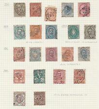 Used Postage Italian Stamps