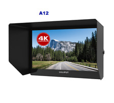 """A12 - 12.5"""" 4k Monitor 3840 X 2160 With HDMI DisplayPort and SDI CONNECTIVITY"""