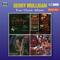 Gerry Mulligan - Four Classic Albums (Presenting The Gerry Mulligan [CD]