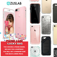 iPhone 8 Plus iPhone 7 Plus 6 ZUSLAB Random Lucky Case Cover For Apple