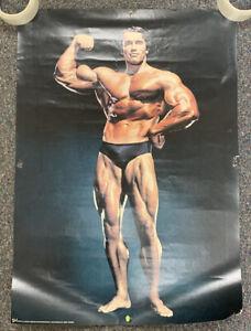 "Arnold Schwarzenegger POSTER 21""x29"" 1978 Bodybuilder Mr. Universe,  RARE"