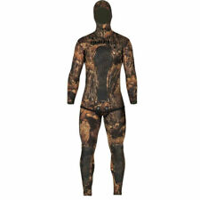 MARES Illusion Bwn 50 Wetsuit Apnea Camouflage Neoprene 5mm Camo Open Cell