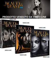 Dvd BEAUTY AND THE BEAST - Stagione 01-02-03 (Box 15 Dischi) ......NUOVO