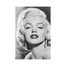 Marilyn Monroe Poster Noir & Blanc Mur Art Décor Maison beauté Maxi 91.5 x61cm 395