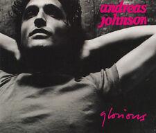 Andreas Johnson Maxi CD Glorious - Germany (M/EX)