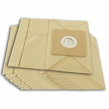 Dust Bags for Argos Value VC301 VC302 Vacuum Cleaners (Pack of 10)