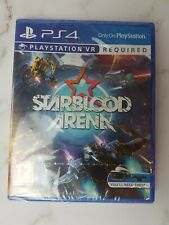 PS4 Starblood Arena (For Playstation VR) Brand New and Sealed FAST FREE SHIPMENT