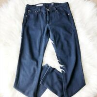 AG Adriano Goldschmied The Legging Ankle Super Skinny Blue Jeans Sz 26 R