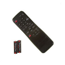SYLVANIA EMERSON TV VCR Remote Control w/Batteries-Tested 1 Year Warranty