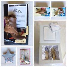 5 Just the Right Shoe by Raine Willitts 2002 w/ Box Coa Nib