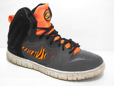 Nike Mens 10.5 Dunk Free Guangzhou Tiger Sneaker High Top 599466-003 (cy)