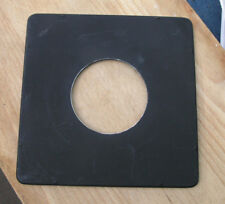 Genuine Wista monorotaia m450 flat lens board 152mm x 152mm il Copal 3