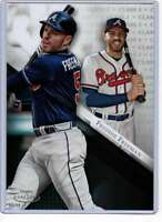 Freddie Freeman 2019 Topps Gold Label Class One 5x7 #5 /49 Braves