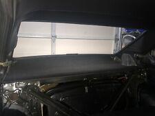 TE21 Toyota Corolla Back Inner Window Deck Cover