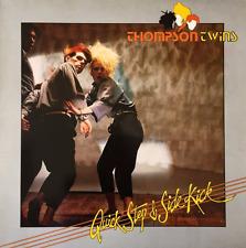 Thompson Twins-Quick Step & Side Kick (LP) (VG +/VG -)