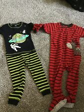 Carters Lot Of  Pajamas Boys Size 2T