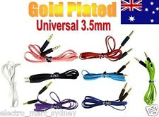 3.5mm Audio Aux Auxiliary Cable Stereo Audio Input Cord Plug Jack Male to Male