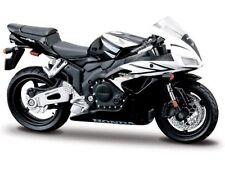 Maisto 1:18 - Motorbike - Honda CBR1000RR Black/ White