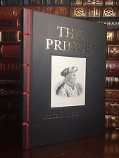 The Prince by Niccolo Machiavelli Brand New Deluxe Binding Hardcover War Classic