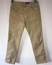 Jeckerson Pantalone Uomo/Men Beige Originale Tg.32