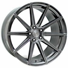 "20"" Stance SF09 Grey 20x9 Concave Forged Wheels Rims Fits Honda Accord"