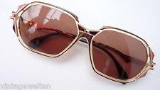 CAZAL 361 Damenbrille Sonnenbrille braun/gold NEU hochwertig klassisch Gr. L