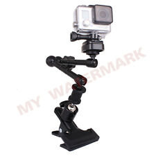 """11"""" Inch Articulating Magic Arm+Multi-function clamp & Release Tripod for Gopro"""