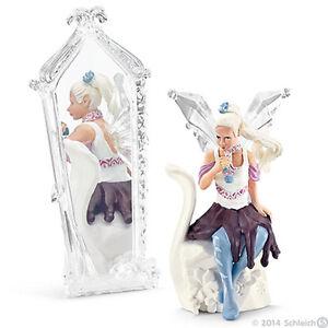 *NEW* SCHLEICH BAYALA 70470 Ice Elf Chriseya & her Magic Mirror - RETIRED