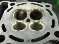 YAMAHA YZ250F HEAD MODS COPPER ALLOY SEATS & GUIDES