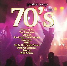 Greatest Songs of the 70s CD