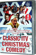 The Complete ITV Christmas Comedy With On The Buses Please Sir Rag Trade New
