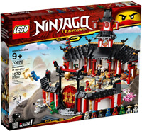 Lego Ninjago 70670 Monastery of Spinjitzu - BNIB - Brand New Sealed Box