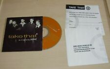 TAKE THAT No, Si Aqui No Hay Amor CD Single 1994 4trk Cardsleeve Spain