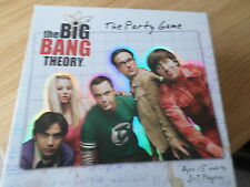 THE BIG BANG THEORY  PARTY GAME BOXED COMPLETE FREE POST