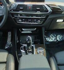 BMW OEM G01 X3 2018+ G02 X4 2019+ Dark Oak High Gloss Wood Interior Trim Kit New