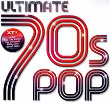 Ultimate 70's Pop 3 CDs