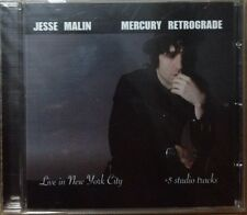 JESSE MALIN-MERCURY RETROGRADE Cd Nuevo Precintado