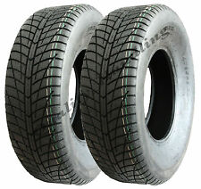 2 - Pneus quad 25x8.00-12 pneu ATV Wanda haute vitesse 4 plis homologué route