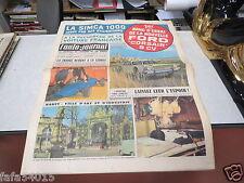 L AUTO JOURNAL N° 346 19 03 1964 BANC D ESSAI FORD CORSAIR 9 CV *
