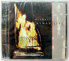 NYMAN MICHAEL LIVE CD SEALED 1994