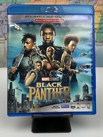 SHIPS SAME DAY Black Panther Blu-ray Mavel Super Heroes Movie