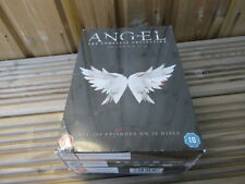 DVD Boxset Angel The Complete Collection Seasons 1-5 1 2 3 4 5 New Damaged Box